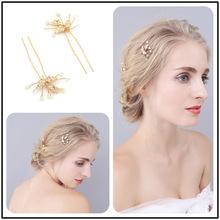 Akcesoria do włosów dla panny młodej widelec handmade bridal biżuteryjna spinka do włosów sprzedająca ebay sprzedaż hurtowa towarów po niskich cenach tanie tanio le liin Ze stopu cynku Kobiety PLANT TRENDY Opaski na głowę KRYSZTAŁ