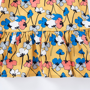Image 5 - Balabala vestido de princesa para niña, traje Floral para niña, trajes de fiesta, disfraz de mariposa, ropa para niño