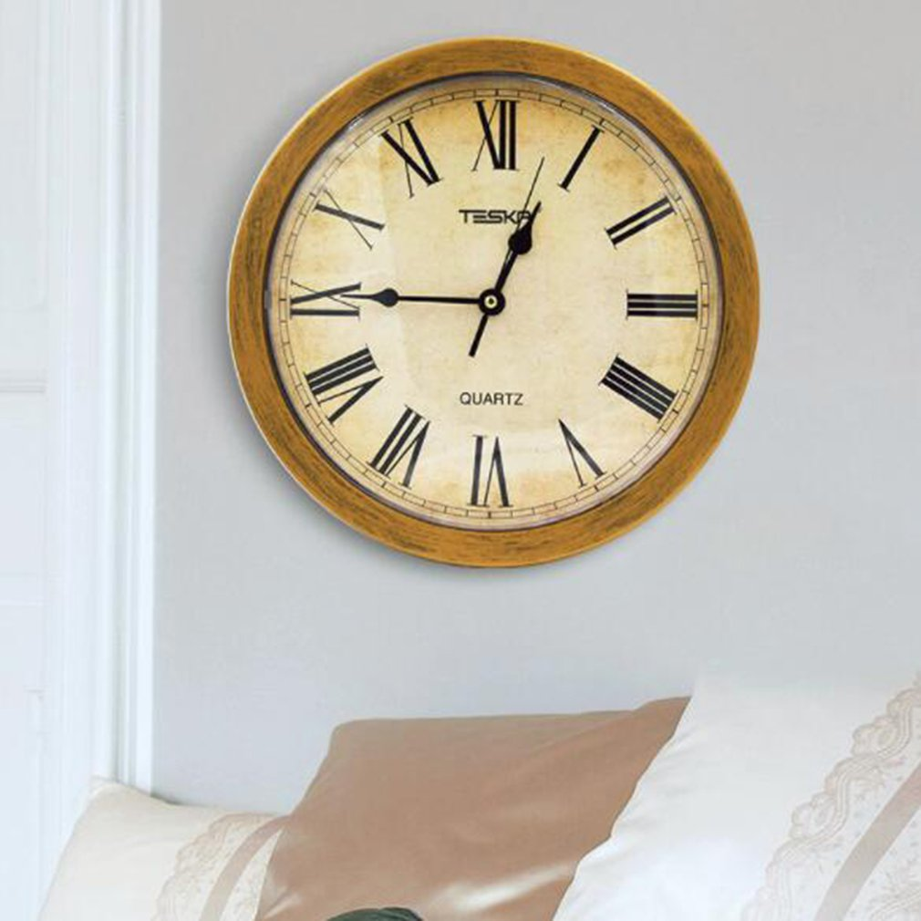 Jewelry Clock Safe Creative Money Wall Clock Safe Concealed Display Piggy Bank Insurance Storage Box