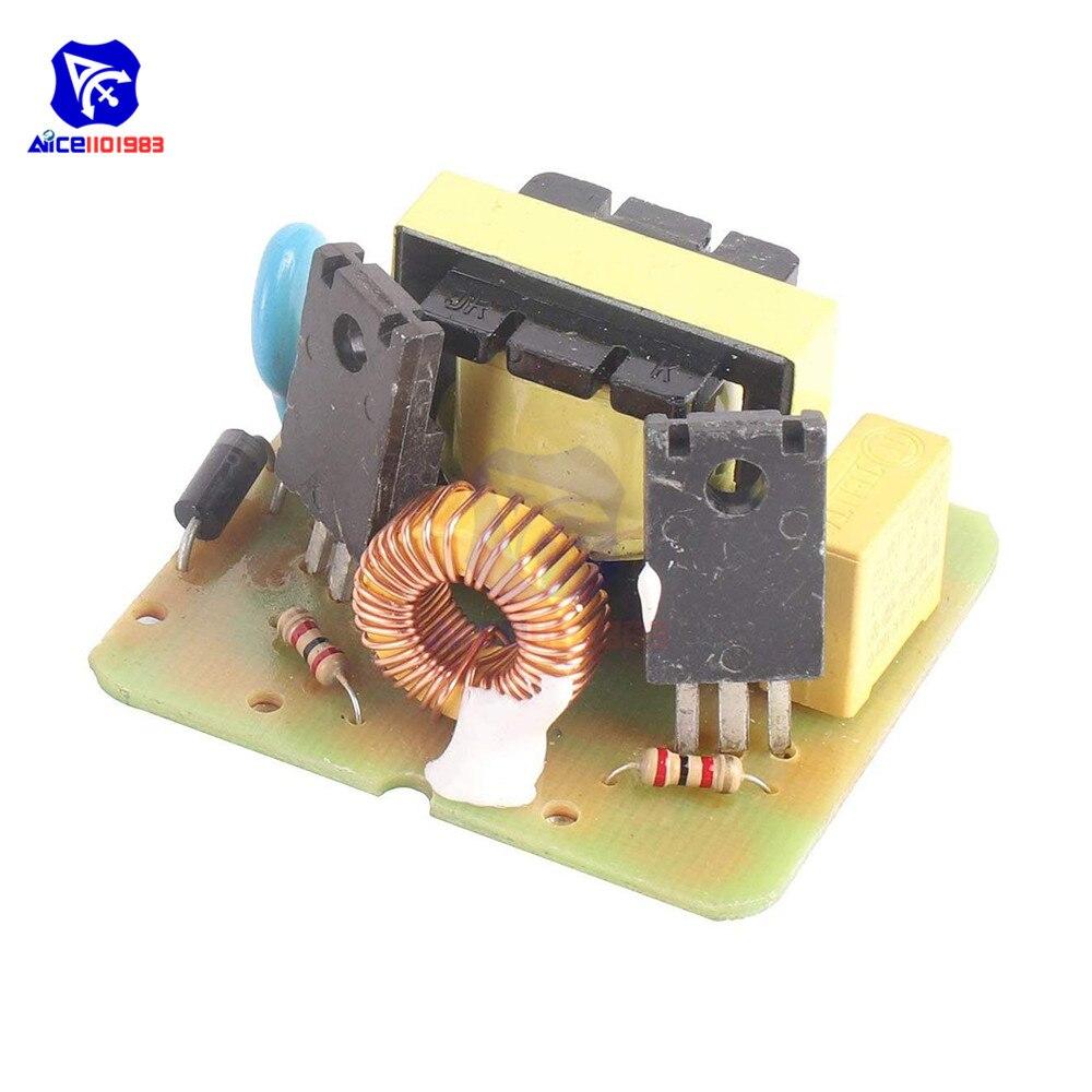 Diymore 12V zu 220V Schritt Bis Inverter Modul 40W DC-AC Dual Kanal Inverter Converter Power Regler Modul