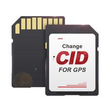 CID OEM-tarjeta SD de 16GB CID, 32GB, 64GB, alta velocidad, personalizada, alta gama, registro CID, adaptador de navegador de mapa, venta al por mayor