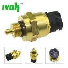 Sensor de presión de aceite 1077574 para camiones Volvo D12 D16 D7 D10 D9, FH FM NH FL VN VNL 1999 2000 2001 2002 2003 2004 2005