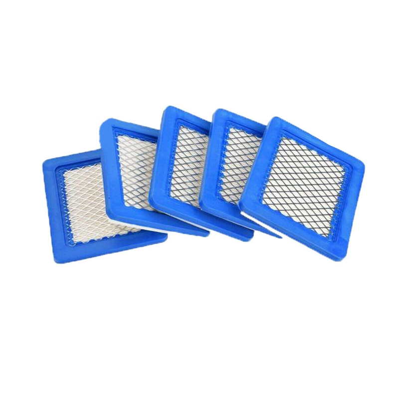 Good Deal 5Pcs Air Filter Lawn Mower Filters for Briggs & Stratton 491588 491588S 399959 4001036482987