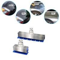 Kit de ferramentas para reparo de mossas em carros  conjunto azul para reparos de amassados em lataria de carros