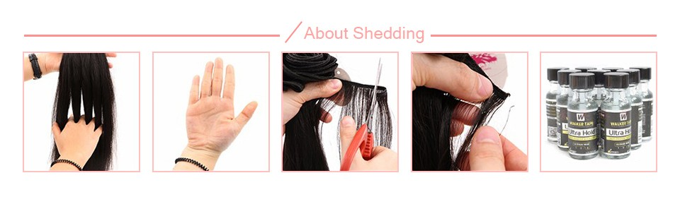 hair weaving products