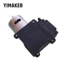YIMAKER1PC مضخة هواء متناهية الصغر 300kpa DC9V 12 فولت 24 فولت 15 واط 18L/دقيقة مضخة الحجاب الحاجز مضخات القياس