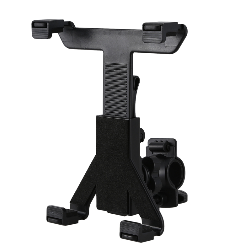 Music Microphone Stand Holder Mount For 7 Inch-11 Inch Tablet Ipad 2 3 5 Sam Tab Nexus 7