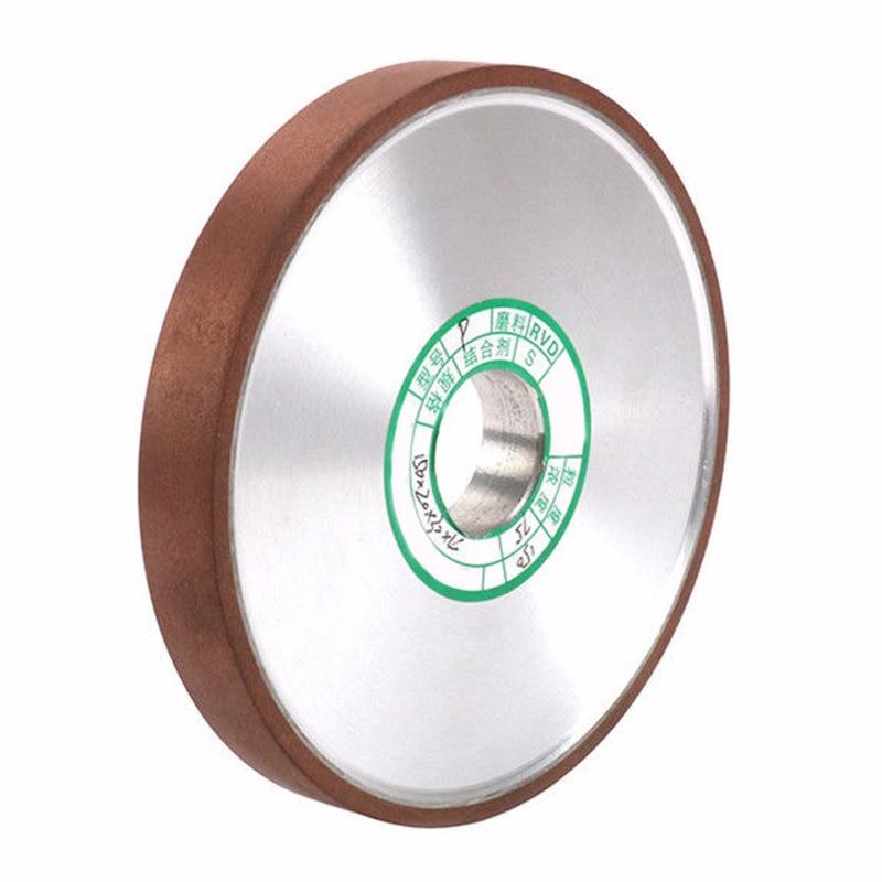 150mm 6 Inch Diamond Grinding Wheel Disc Carbide Cutter Metal Grinder 5/4