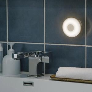 Image 4 - חם XIAOMI MIJIA לילה אור LED מיני אינפרא אדום חיישן תנועת מנורת ילדי מסדרון אסלת קיר אינדוקציה אור מקורה luminaire