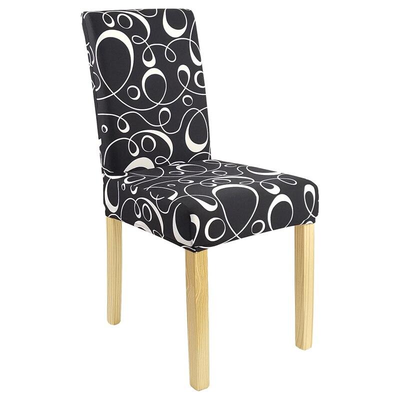 Горячий стул для продажи, чехлы на стулья из спандекса, чехлы на стулья для столовой, декоративные чехлы на стулья для кухни, свадьбы, банкет...