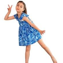 Платье женское без рукавов супермягкое эластичное модное синее