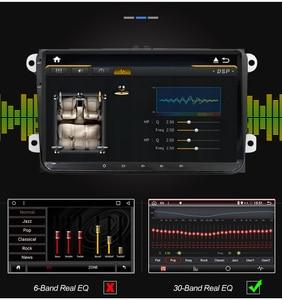 Image 4 - Eunavi 2 דין אנדרואיד DVD לרכב רדיו מולטימדיה נגן GPS עבור פולקסווגן גולף 5 6 פולו בורה ג טה פאסאט b6 b7 Tiguan סאב Autoradio