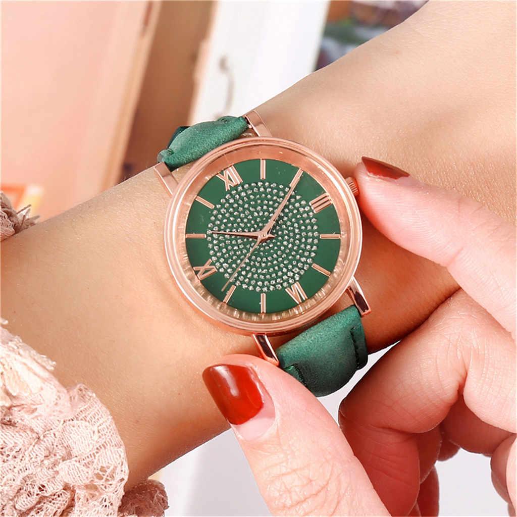 Montreファム女性のファッションの高級クリスタル星空romantiqueカジュアルクォーツ時計のブレスレットハイエンドレディース時計シンプルな
