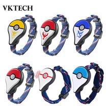 ALLOYSEED Auto Catch For Pokemon GO Plus Bluetooth Wristband Bracelet Interactive Figure Toys Nintend Switch Go
