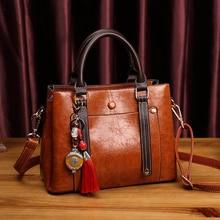 Luksusowy projektant stare torby dla kobiet 2020 Pu skórzana Tote torebka kobiety Messenger panie torba na ramię Bolsos Mujer AB06