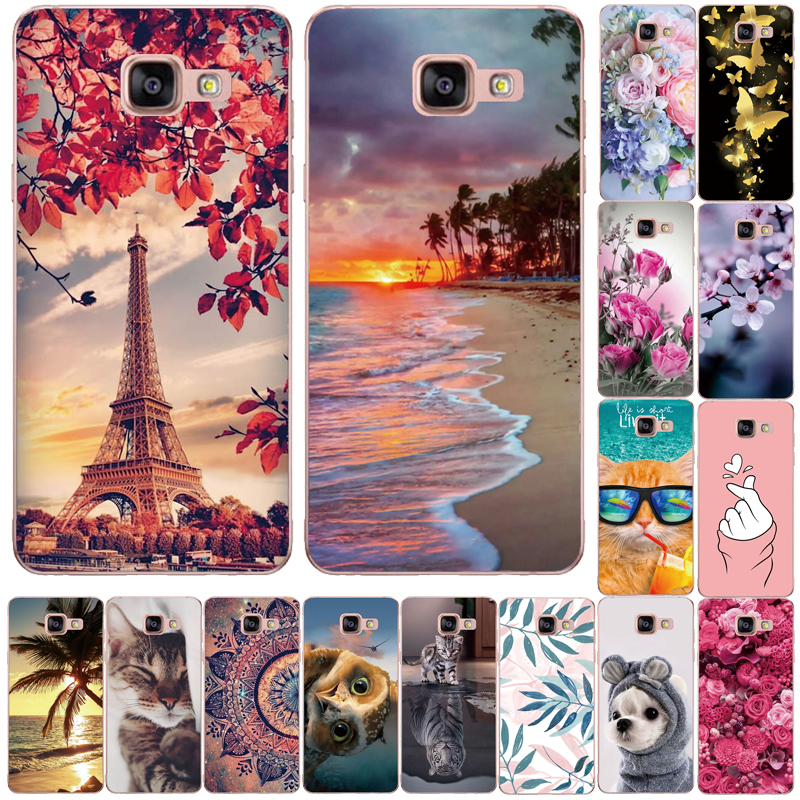 <font><b>Case</b></font> for <font><b>Samsung</b></font> Galaxy <font><b>A5</b></font> <font><b>2016</b></font> <font><b>Case</b></font> Siliocne Cover for <font><b>Samsung</b></font> Galaxy <font><b>A5</b></font> <font><b>2016</b></font> Cover Fundas for <font><b>Samsung</b></font> <font><b>A5</b></font> <font><b>2016</b></font> A510F <font><b>Phone</b></font> <font><b>Case</b></font> image