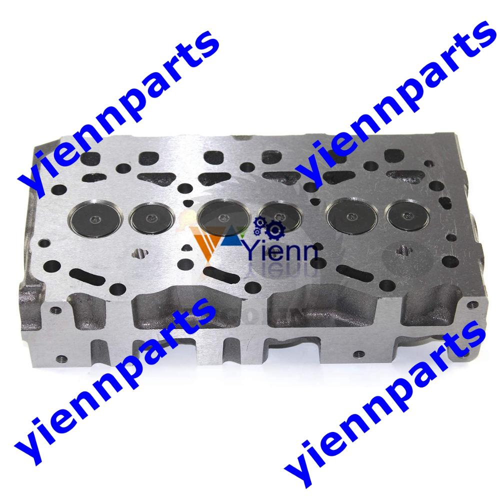 100% New For Yanmar 3TNV70 Cylinder Head Assy 119515-11750 Parts Fit For 3TNV70-ASA 3TNV70-HGE Engine Repair Parts