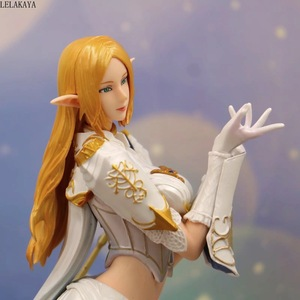 Image 5 - Hot Japanese Anime Elf Female Mage With Weapon SkyTube Tony Girls 1/7 scale PVC Action Figure Collectible Model Toys Brinquedos