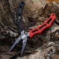 TSURINOYA рыболовные плоскогубцы из углеродистой стали  инструмент для удаления крючков  инструмент с разделенным кольцом  лезвие из вольфрамо...