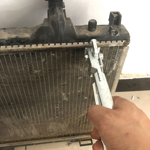 Image 5 - Radiatore Chiusura Un Colpo di Testa di Riparazione Strumento di Pinze In Alluminio Del Radiatore Serbatoio Strumenti di Riparazione Pinze Universali
