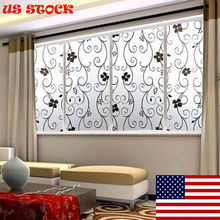 1 Roll Frosted Privacy Home Bedroom Bathroom Glass Window Film Sticker Decoration Stickers