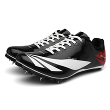 Professional Spike Shoes,Track and Field Shoes,Running Sprint Shoes , Jumping  shoes,size 35-45