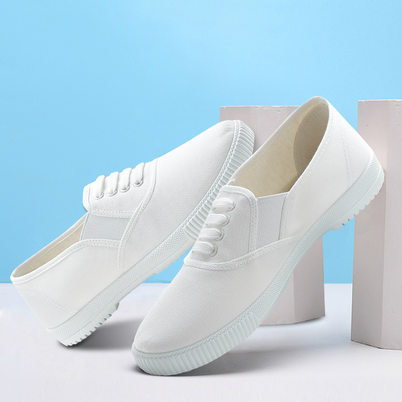 Nurse Medical Shoes White Flat Shoe Sabots Medicaux Zuecos Sanitarios Hombre Zapatos De Enfermera Blanco Buty Medyczne Terlik