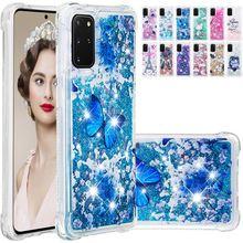 Back-Cover Phone-Case LG Glitter for Q-Stylus 3/4/5-plus/.. E03E Girl Quicksand Woman