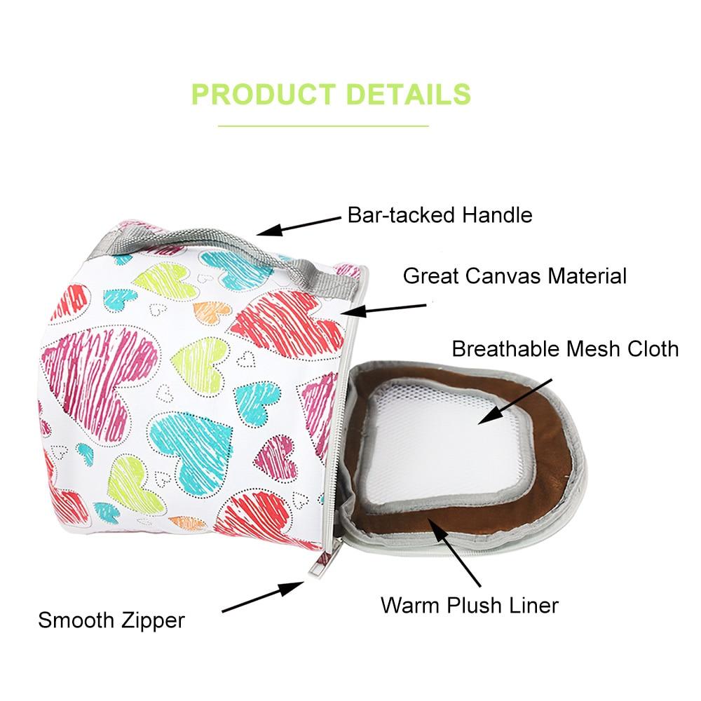 Gran port/átil saliente erizo transpirable Hamster Carrier bolsas peque/ño PET Travel bolsa de hombro mascotas accesorios