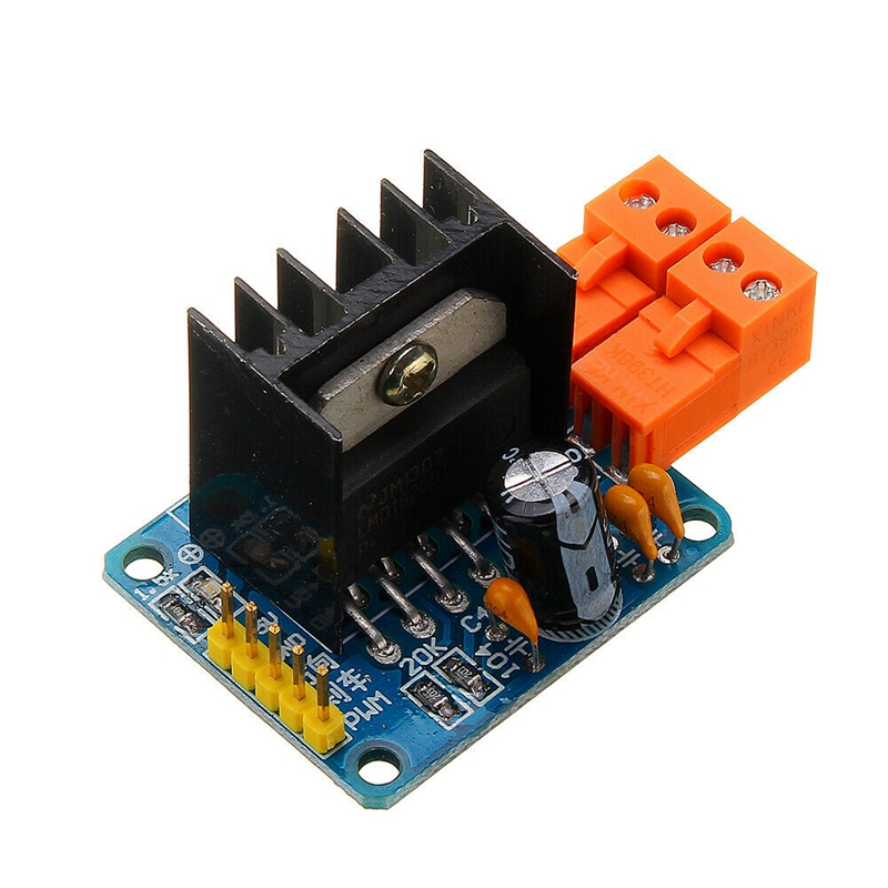 Image 5 - Lmd18200 Car Dc Motor Driver Module H Bridge Electronic Component-in Motor Driver from Home Improvement