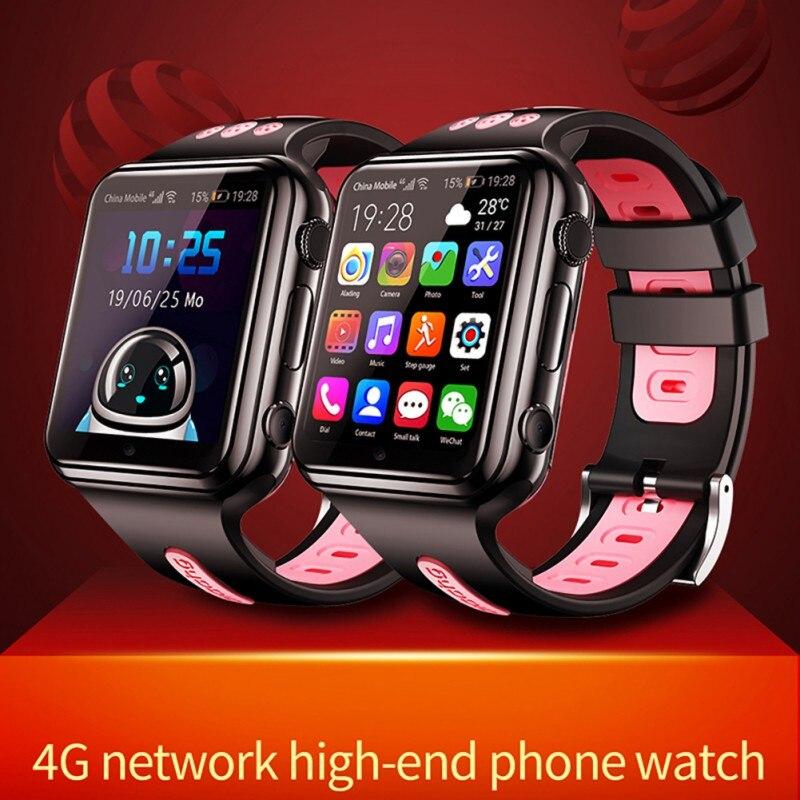 H1/W5 4G GPS+WIFI Fitness Tracker Children/Student Smart Watch Bluetooth Smartwatch Android 4G SIM Camera Clock Phone Watch