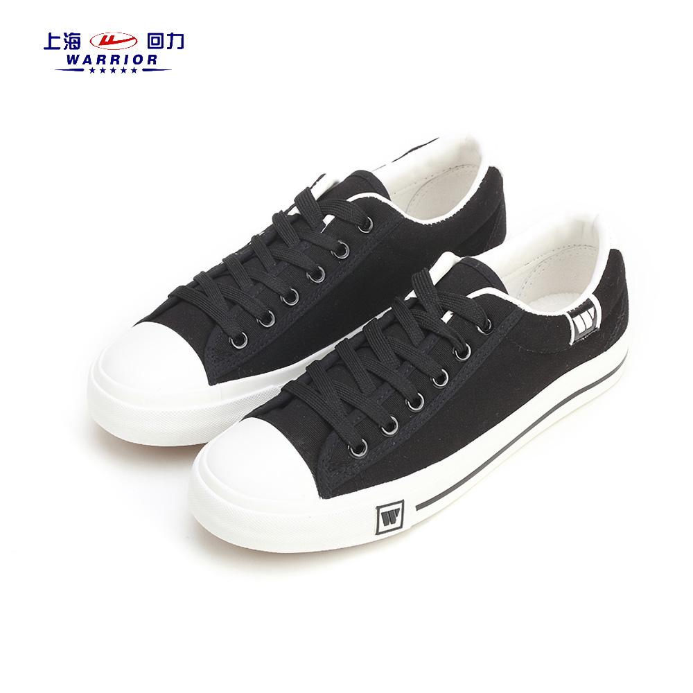 [Disc 15%] Skateboarding Shoe MEN SHOES Unisex  All-Match Leisure Non-Slip Wear-Resistant Rubber Sole Movement White Canvas Shoes Durable