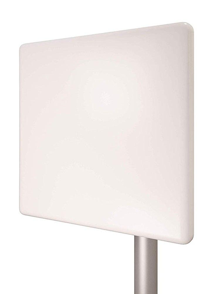 Extensor WiFi 2,4G 18dBi, panel direccional, antena de Ultra largo alcance, antena wifi para exterior, amplificador de señal de alta velocidad, alta ganancia ZQTMAX, Antena Yagi de 9 unidades de 13dB para señal de móvil, amplificador gsm 800 850 900 MHz, banda GSM CDMA B20