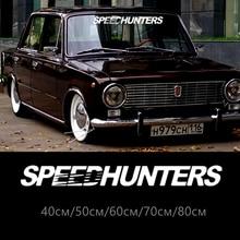 30213# Various Sizes speed hunters car sticker vinyl car decal waterproof stickers on car truck bumper rear window no background