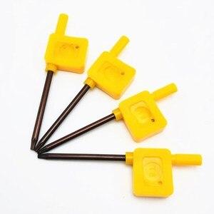 Image 5 - 4PCS S10K SCLCR06 S06K / S07K / S08K / S10K 95 degree spiral turning tool holder boring bar + 10PCS CCMT060204 carbide tools