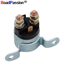 Starter Relay Solenoid For CAN AM Renegade 1000 4X4 XXC EFI 1000R DPS 500 570 800 800R 850 HO Outlander Max Electrical Switch