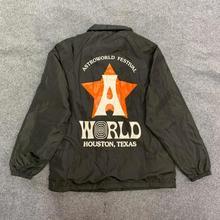 New Travis Scott Astroworld Festival Tour Jacket Men Women Streetwear Windbreaker Hip Hop Coat Bomber
