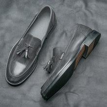 men's formal shoes Loafers Size 7-12 comfortable Men dress shoes men's casual shoes formal shoes for men #AL701