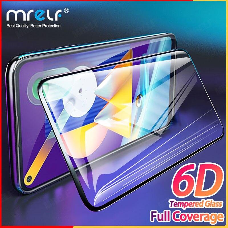 Закаленное стекло для Samsung A51 A50 A20, защитная пленка A50S A10 A50 A71 для Samsung Galaxy A51 M21 M31 A70 A40 Защитные стёкла и плёнки      АлиЭкспресс
