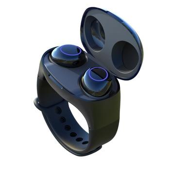 Wireless Headphones Bluetooth 5.0 Earphone TWS HIFI Mini In-ear Sports Running Headset Support iOS/Android Phones HD Call