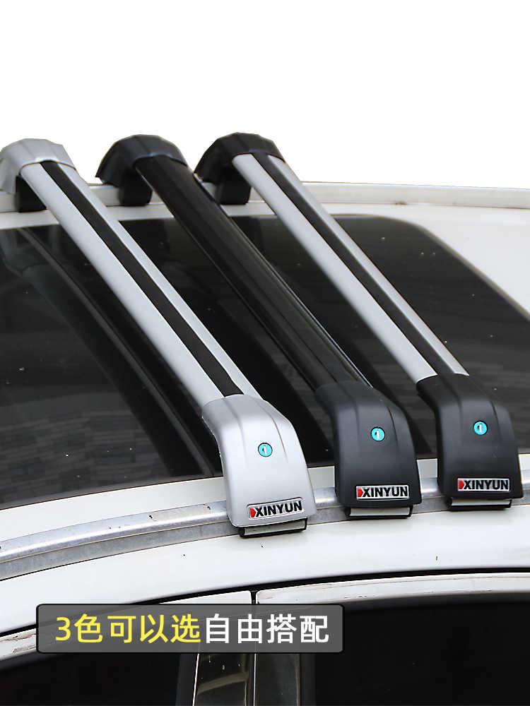 SHITURUI 2 шт Крыши Баров для KIA SPORTAGE (QL, QLE) 4TH 2015-2020 алюминиевый сплав Боковые Бары поперечные рельсы багажник на крышу багаж