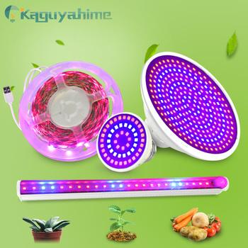 =(K)= oświetlenie LED do uprawy E27 Lampada lampa ledowa do hodowli roślin pełne spektrum wzrostu 4W 30W 50W 80W lampa do roślin wewnętrznych IR UV hydroponika kwitnąca tanie i dobre opinie Kaguyahime CN (pochodzenie) 2700 k 2835 Garden 220V 250-499 Lumenów Globe 50000 Other Żarówki led Spotlight żarówki