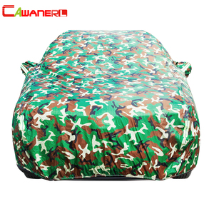 Image 3 - Cawanerl Car Cover Sun Rain Snow Protector Dustproof Cover Sunshade For Kia Cerato Sportage Soul Optima Ceed K9 Picanto Rondo