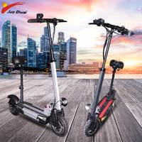 144KM Electric Scooter for Adults 500W E scooter Battery Electric Skateboard E scooter Kick Scooter Electric Longboard Escooter