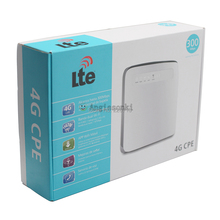 Wireless Router Cat6 E5186 300mbps Huawe.i LTE 4g TDD FDD Cpe Original
