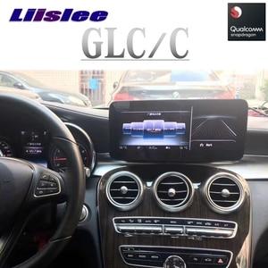 Image 3 - Reproductor Multimedia NAVI para coche, CarPlay inalámbrico para Mercedes Benz C GLC W205 2014 2015 2016 2017 2018 2019 Radio de coche con navegación GPS