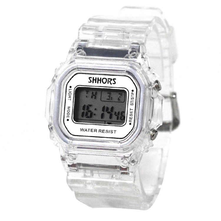 Reloj de pulsera deportivo para hombres, reloj electrónico