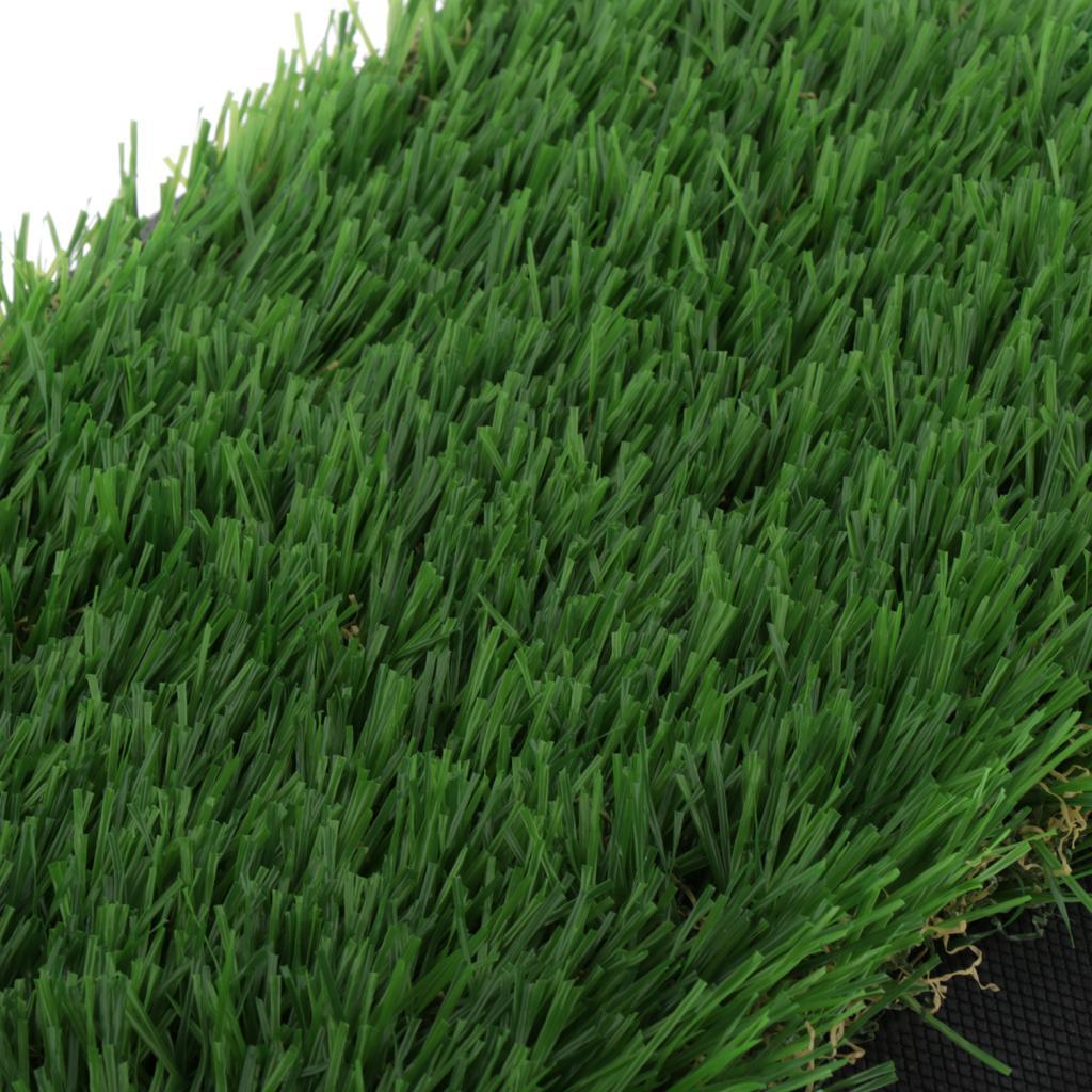 Golf Mat 18.5x7.87 Inch Dual Surface Practice Hitting Mat, Chipping And Driving Golf Grass Mat