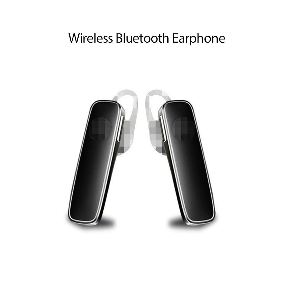 Bluetooth 4.1 Headset Wireless Business Earphone With Microphone Volume Adjustable For IPhone Xiaomi Android Phone IPad 165