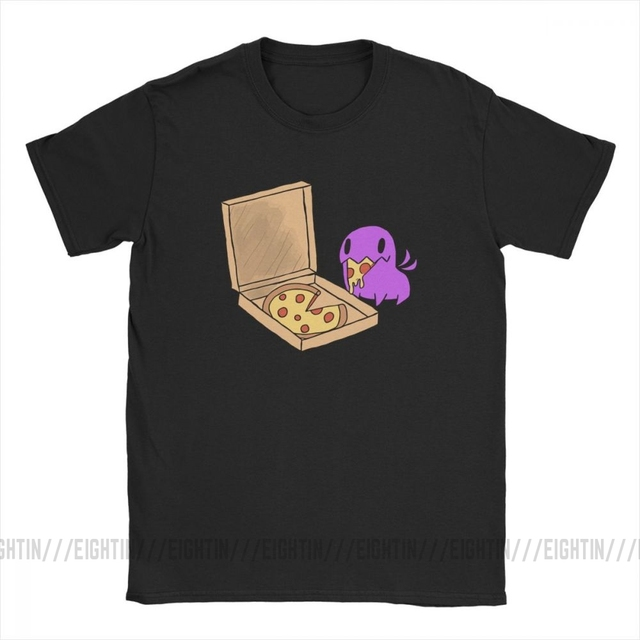 Zerg Loves Pizza Gaming T-Shirt 4